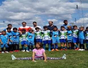 Gothia cup turnuvasından gururla dönüyoruz.